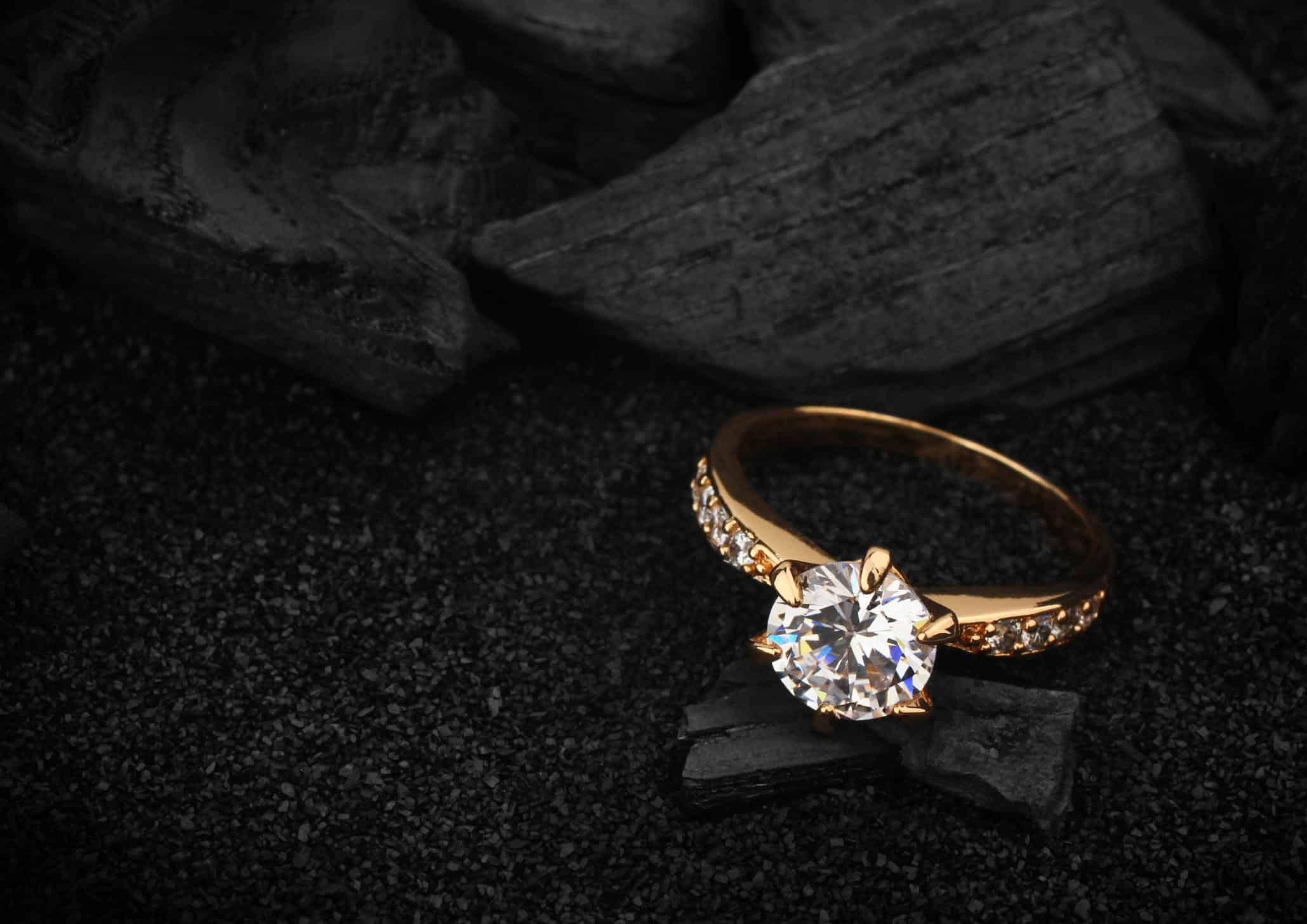 Ring resizing at Diamond Jim's